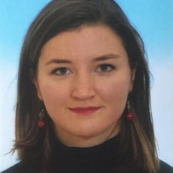 Kvačková Headshot