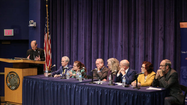CLAS 60th Anniversary Panel