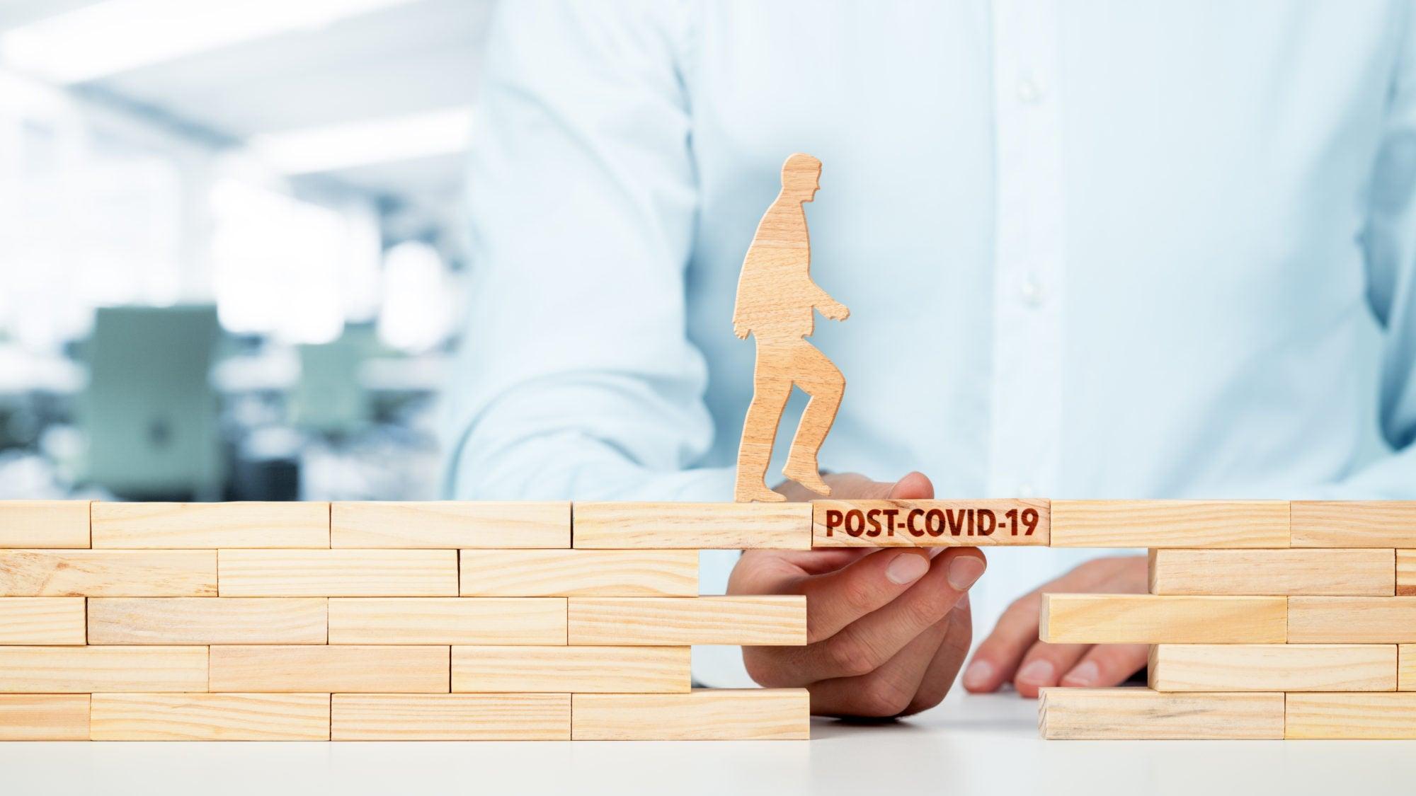 Post Covid Blocks Banner image